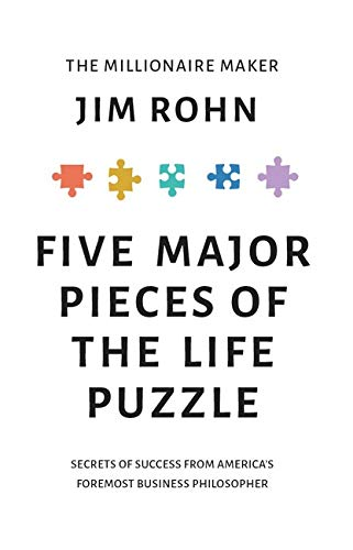 9781922036285: The Five Major Pieces to the Life Puzzle