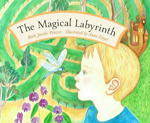 The Magical Labyrinth (Hardback): Ruth Weaver