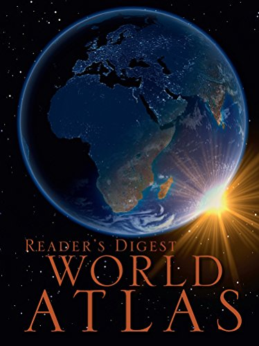 9781922083685: Reader's Digest World Atlas
