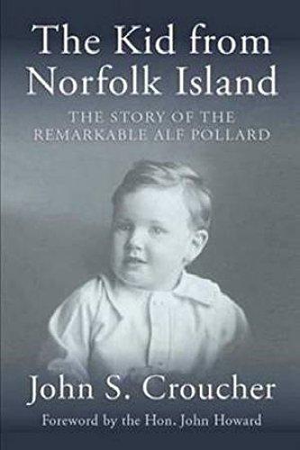 Kid from Norfolk Island (Paperback): John Croucher