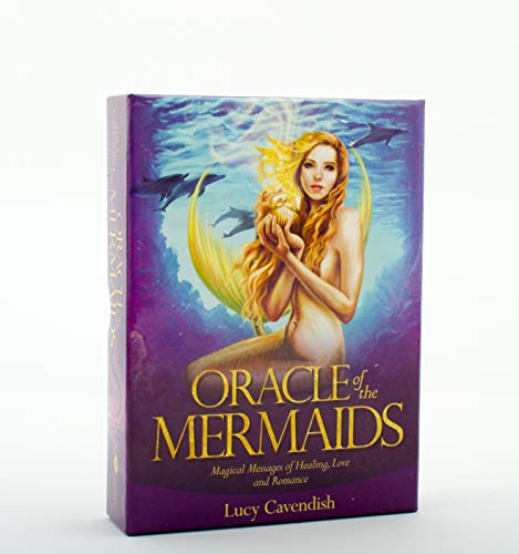 Oracle of the Mermaids (deck): Lucy Cavendish