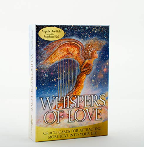 9781922161109: Whispers of Love Oracle: Oracle Cards for Attracting More Love into Your Life