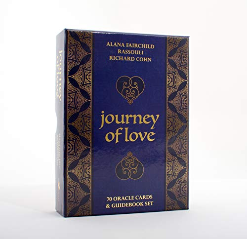 Journey of Love Oracle: Ancient Wisdom and healing messages from the Children of the Night: Alana ...