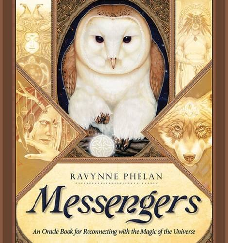 9781922161451: Messengers: An Oracle Book for Reconnecting with the Magic of the Universe