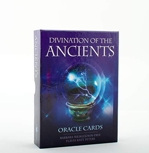 9781922161925: Divination of the Ancients: Oracle Cards, 45 cards and guidebook
