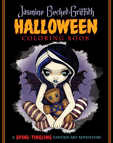 9781922161987: Jasmine Becket-Griffith Coloring Book
