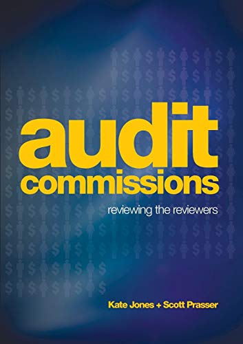 9781922168993: Audit Commission: Reviewing the Reviewers