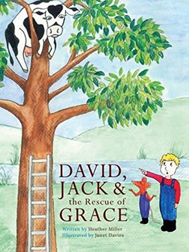 9781922175687: David, Jack and the Rescue of Grace