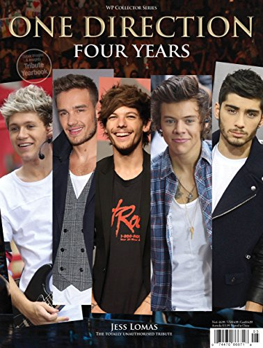 One Direction: Four Years: Lomas, Jess