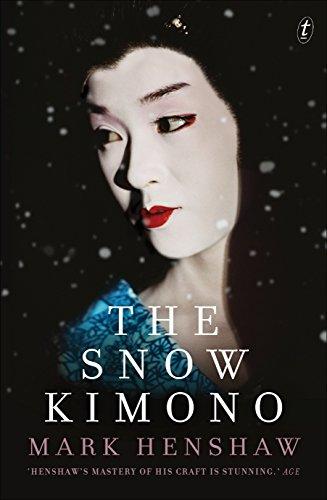 9781922182340: The Snow Kimono