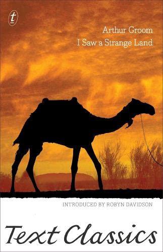I Saw A Strange Land (Paperback): Arthur Groom