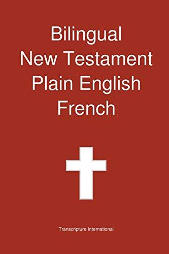 9781922217226: Bilingual New Testament, Plain English - French