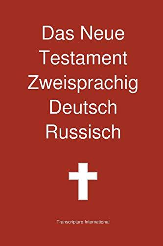 9781922217370: Das Neue Testament Zweisprachig, Deutsch - Russisch (German Edition)
