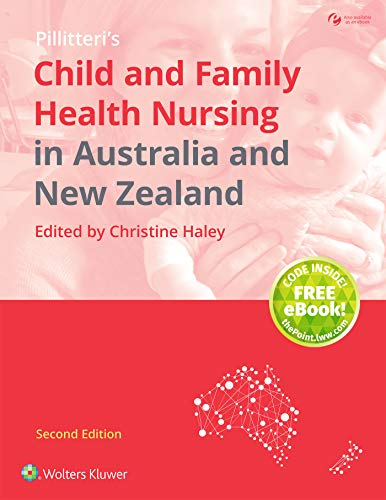 Child and Family Health Nursing in Australia and New Zealand (Paperback): Haley