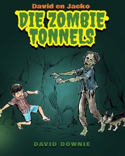9781922237156: David en Jacko: Die Zombie Tonnels (Afrikaans Edition)