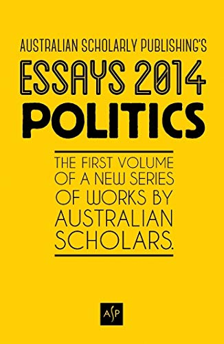 Essays 2014: Politics: Gleeson, Kate