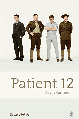 Patient 12 (Paperback): Kevin Summers