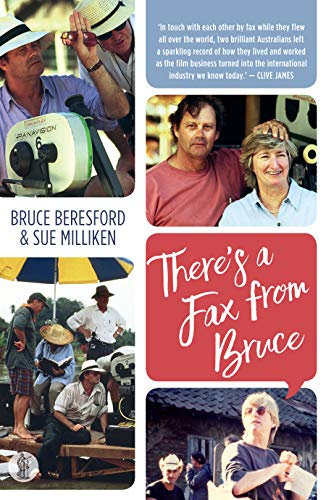 There's a Fax from Bruce (Paperback): Bruce Beresford