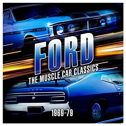 9781925017748: Ford: The Muscle Car Classics (Motoring Series)