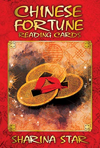 Chinese Fortune Reading Cards (Mixed Media Product): Star, Sharina