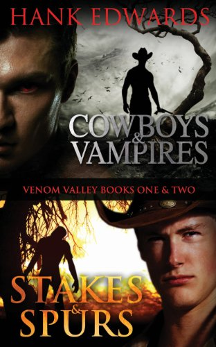 9781925031461: Cowboys & Vampires/Stakes & Spurs