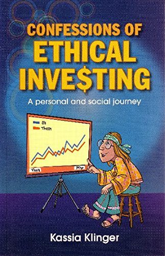 9781925112269: Confessions of Ethical Investing