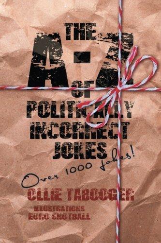 9781925181623: A-Z of Politically Incorrect Jokes