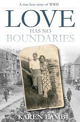 Love Has No Boundaries (Paperback): Karen Lamb