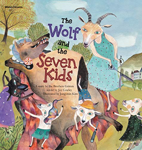 9781925186024: The Wolf and the Seven Kids (World Classics)