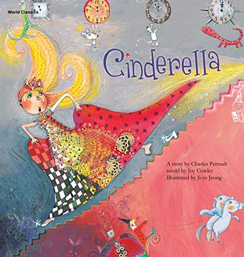 Cinderella (World Classics): Perrault, Charles; Shim, Sang-Wu