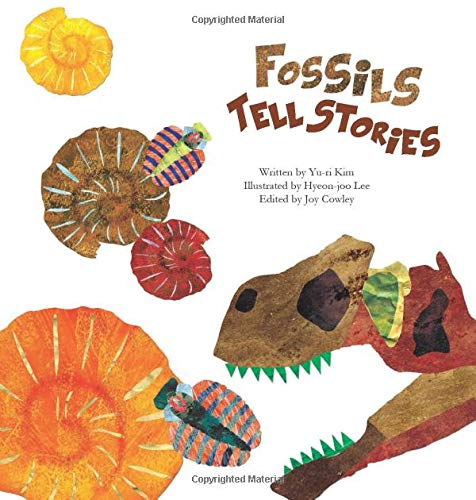 9781925186222: Fossils Tell Stories (Science Storybooks)