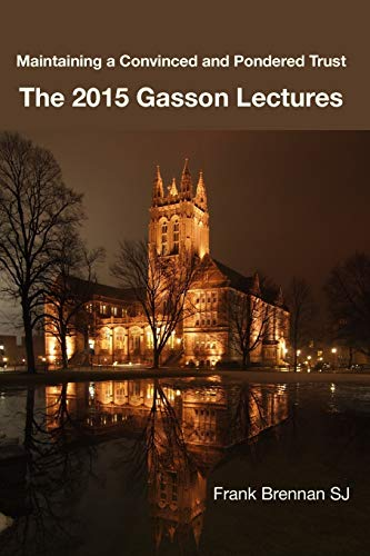 9781925232615: The 2015 Gasson Lecturers