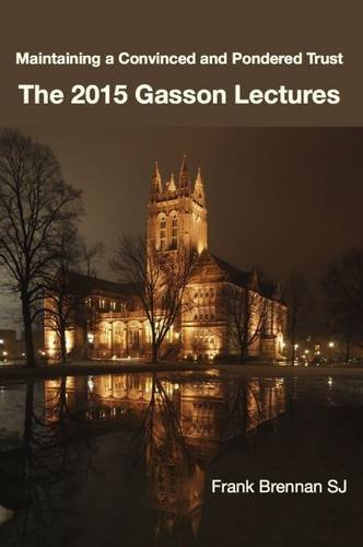 9781925232622: The 2015 Gasson Lecturers