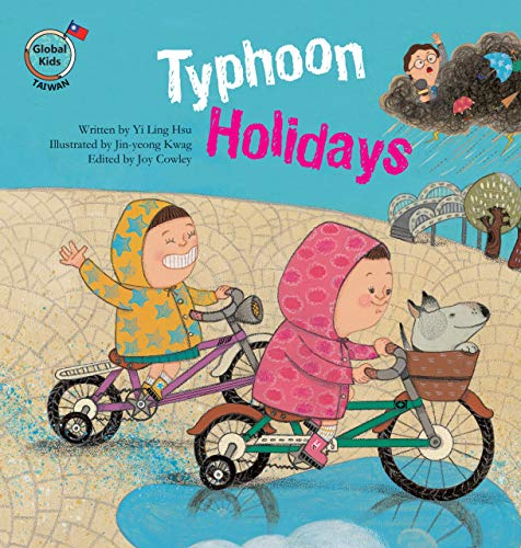 9781925233438: Typhoon Holidays: Taiwan