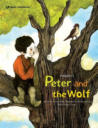 9781925233858: Prokofiev's Peter and the Wolf (Music Storybooks)