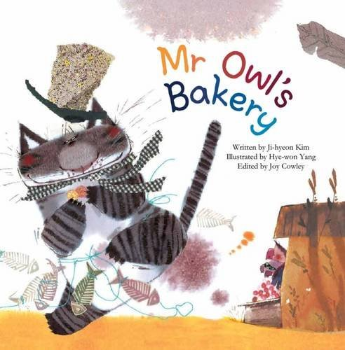 9781925234152: Mr Owl's Bakery: Counting in Groups (Math Storybooks)