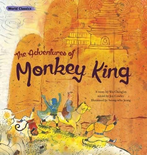 The Adventures of Monkey King (Paperback): Cheng'en Wu