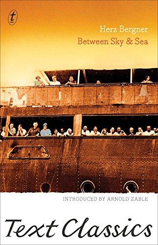 9781925240450: Between Sky & Sea (Text Classics)