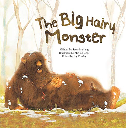 9781925247046: The Big Hairy Monster: Counting to Ten (Math Storybooks)