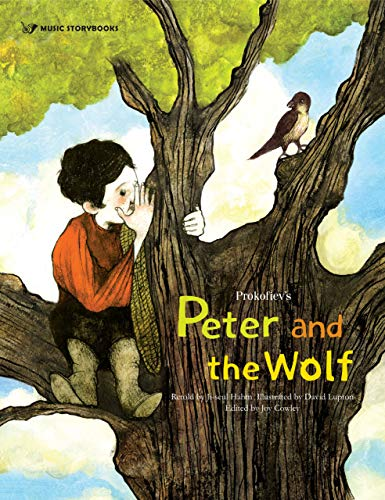 9781925247138: Prokofiev's Peter and the Wolf (Music Storybooks)