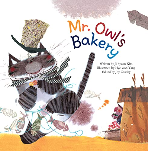 9781925247343: Mr. Owl's Bakery (Math Storybooks)