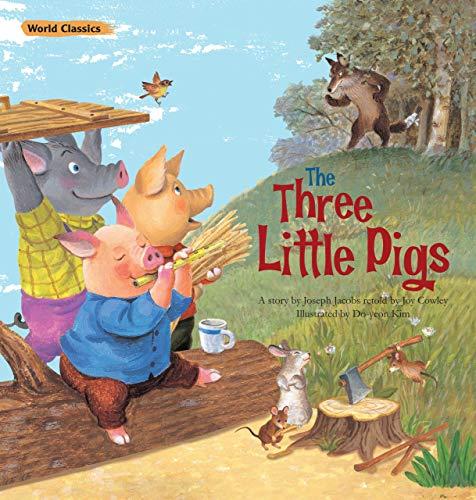 The Three Little Pigs (World Classics): Joseph Jacobs