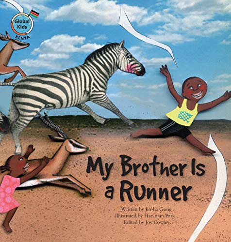My Brother Is a Runner: Kenya (Hardcover): Jin-Ha Gong