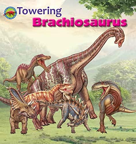 Towering Brachiosaurus: Tortoise, Dreaming