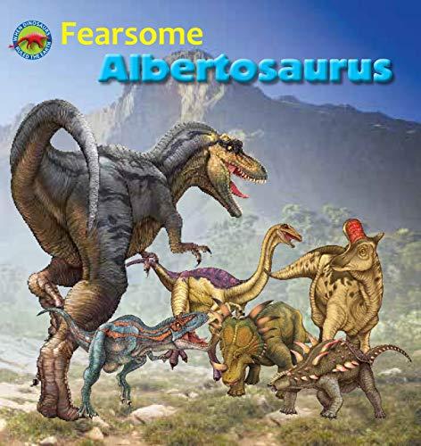 Fearsome Albertosaurus: Dreaming Tortoise