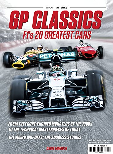 9781925265118: GP Classics: F1's 20 Greatest Cars (Wp Action Series)