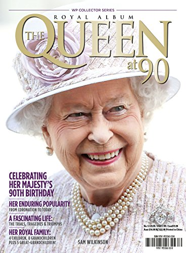 9781925265538: The Queen at 90: Royal Album