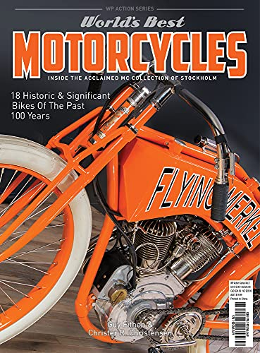 9781925265569: World's Best Motorcycles (Wp Action)