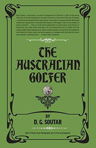 9781925281125: The Australian Golfer