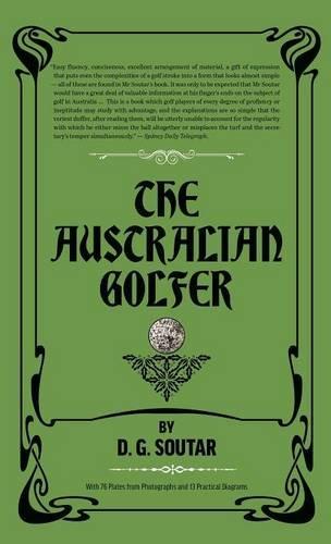 9781925281132: The Australian Golfer